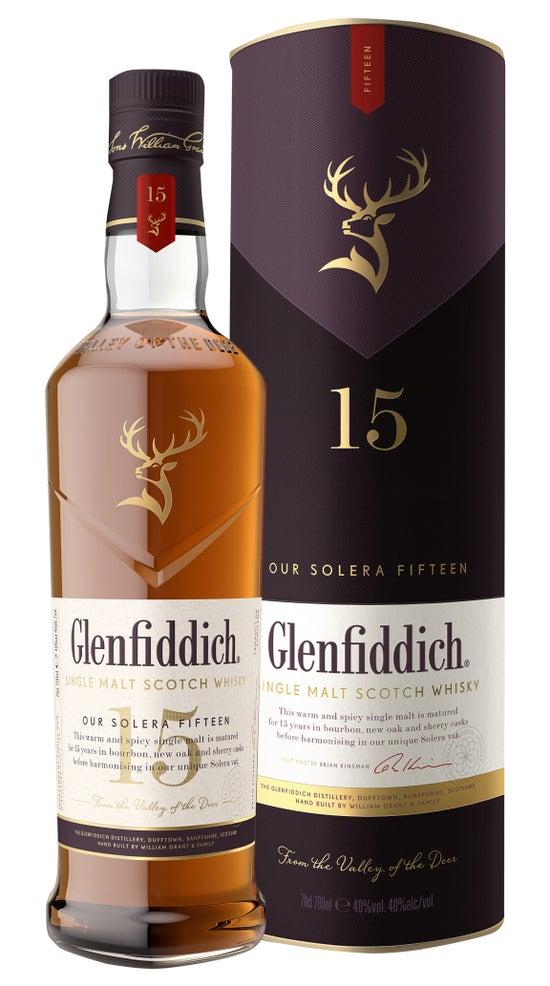Glenfiddich 15yr
