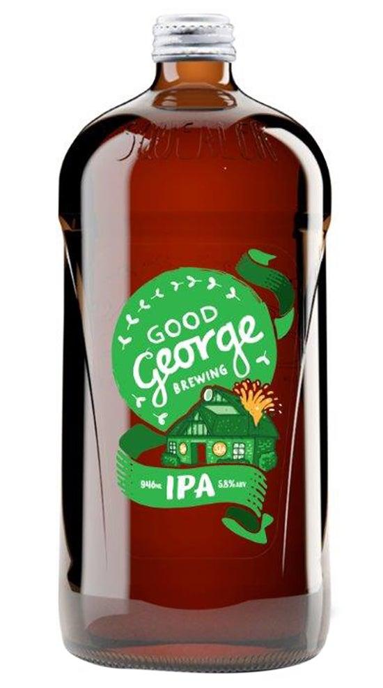 Good George IPA Squealer