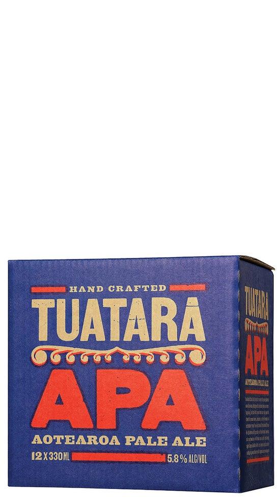 Tuatara Aotearoa Pale Ale 12pk