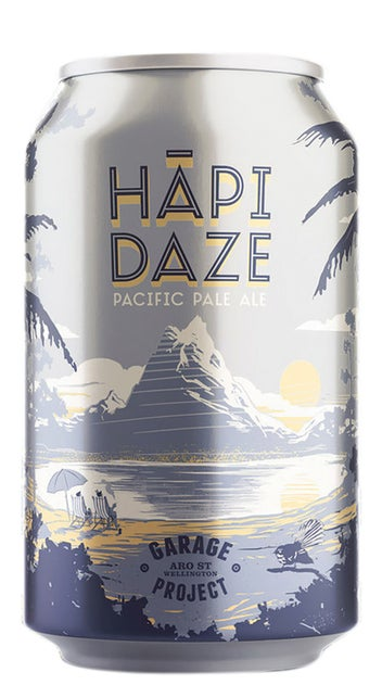 Garage Project Hapi Daze 330ml Can