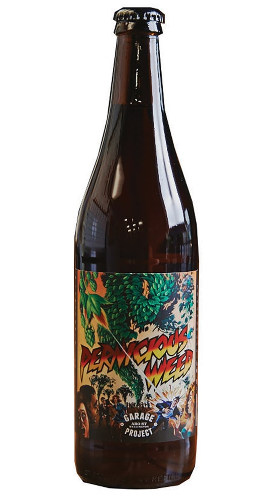 Garage Project Pernicious Weed IPA 650ml