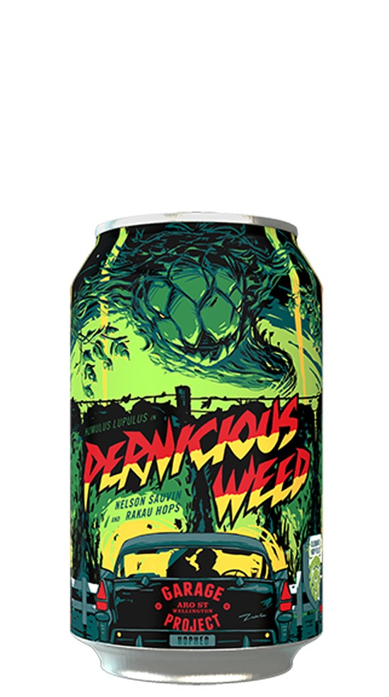 Garage Project Pernicious Weed IPA 330ml Can