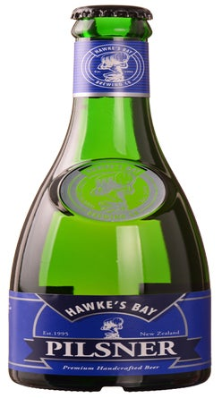 Hawkes Bay Brewing Co Pilsner 330ml