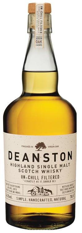 Deanston Virgin Oak Highland Single Malt Whisky