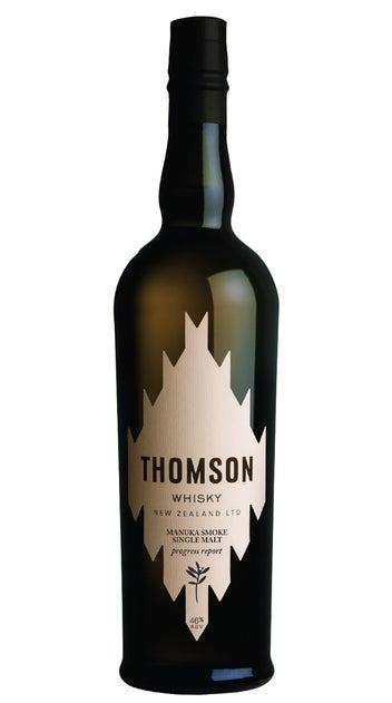 Thomson Manuka Smoke Whisky 700ml