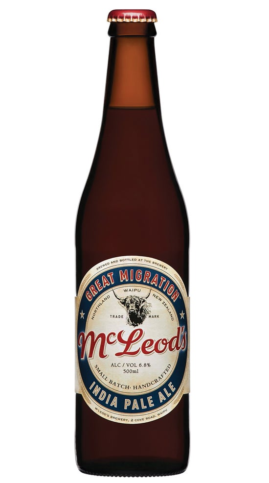 McLeod's Great Migration India Pale Ale