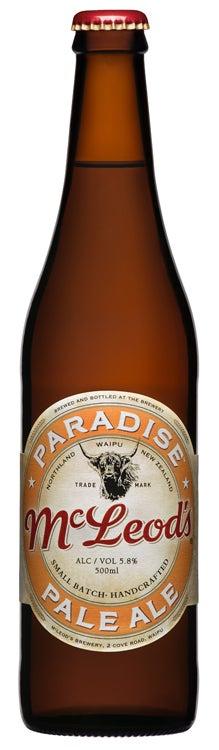 McLeod's Paradise Pale Ale 500ml