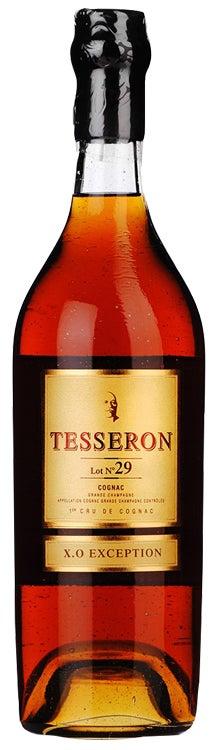 29 Tesseron Cognac Lot No 29 XO Exception