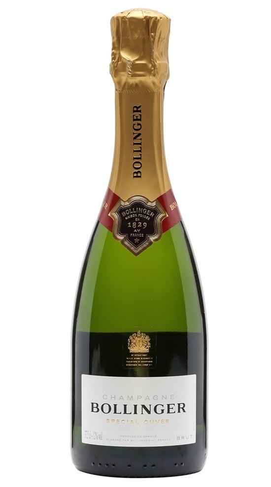 Champagne Bollinger Special Cuvee Half Bottle