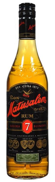 Matusalem Solera 7 yo Rum