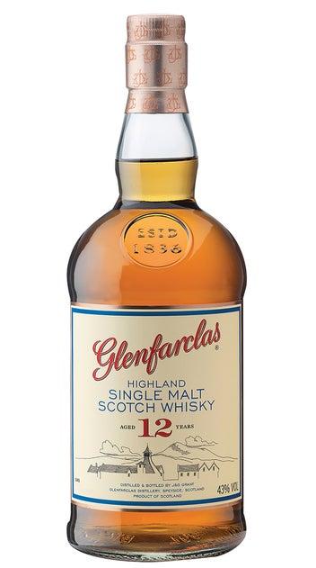 Glenfarclas 12 yr old Whiskey