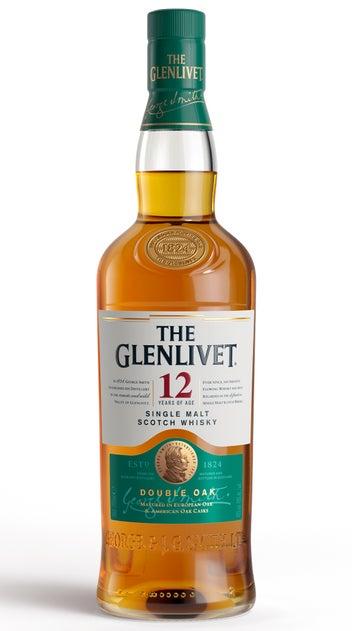 Glenlivet 12 Year Old Single Malt Whisky 700ml
