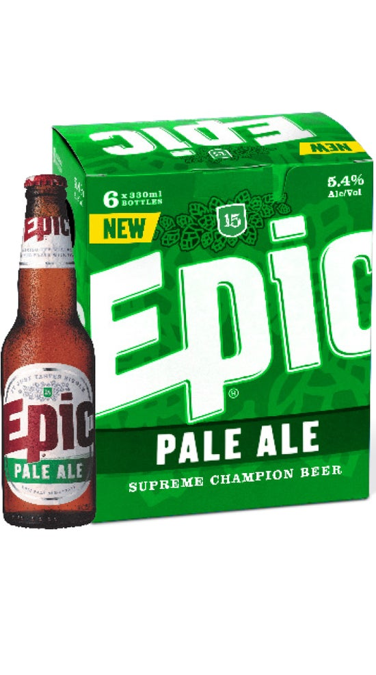 Epic Pale Ale 6pk