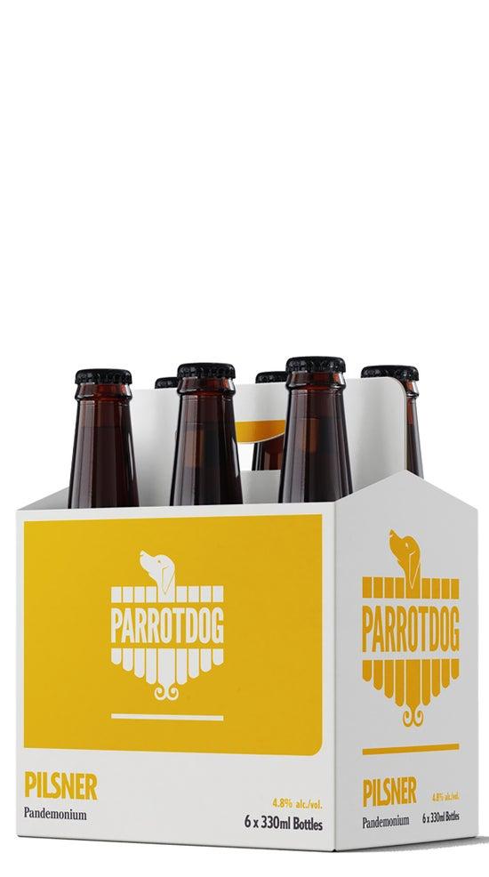 Parrotdog Pandemonium Pilsner 6pk