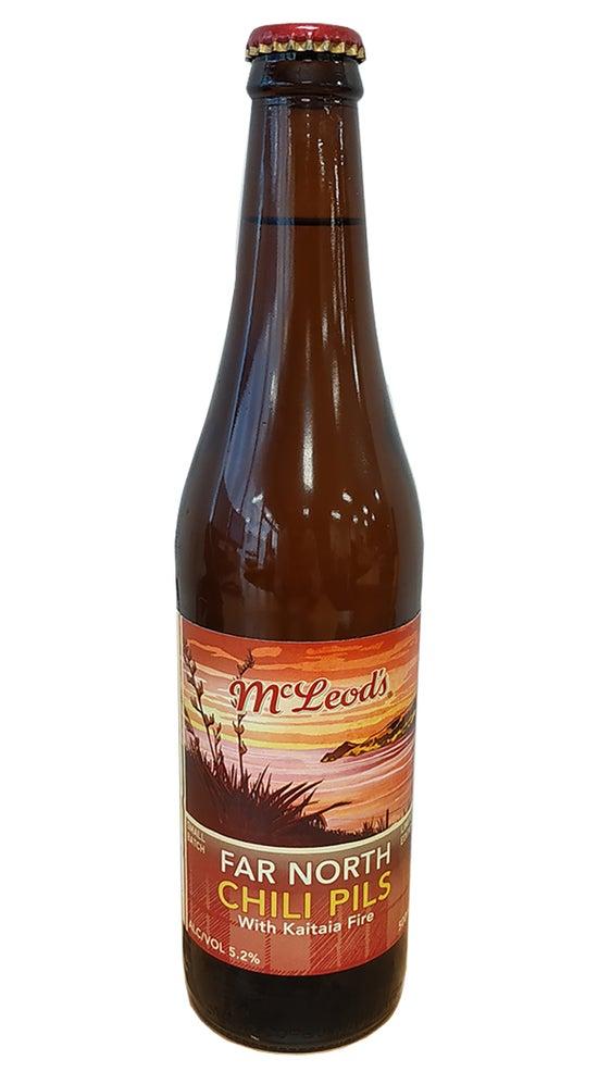 McLeod's Chilli Pilsner 500ml bottle