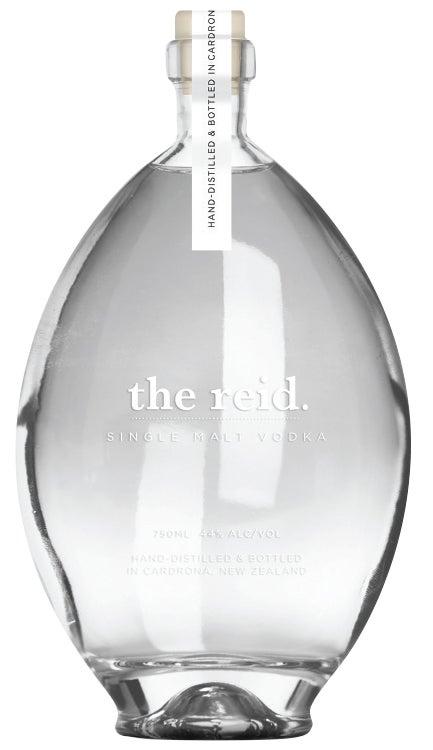 The Reid Single Malt Vodka