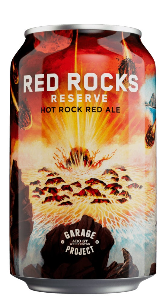 Garage Project Red Rocks Reserve IPA 330ml can