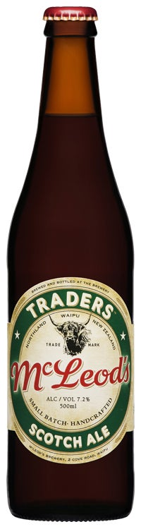 McLeods 'Traders' Scotch Ale 500ml