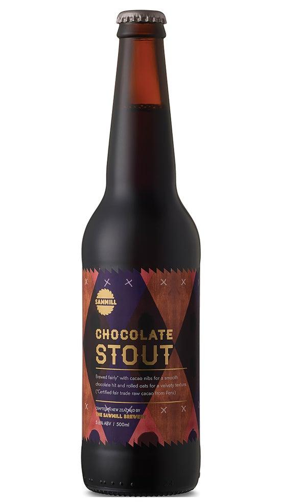 Sawmill Chocolate Stout