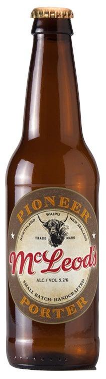 McLeod's Pioneer Porter 500ml