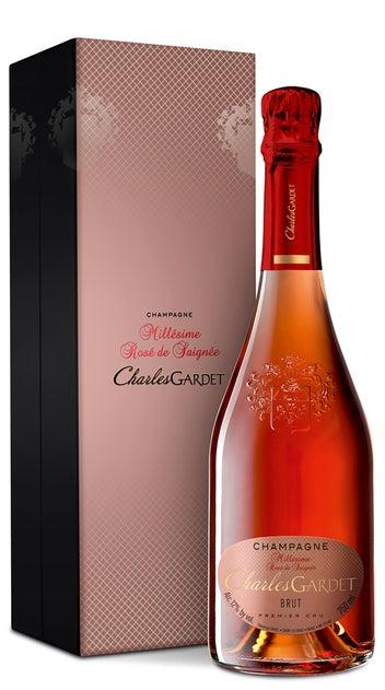 2008 Champagne Gardet Prestige Charles Rose