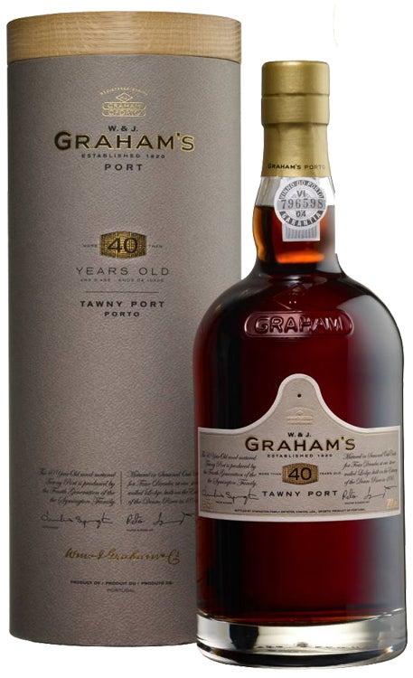 Graham's 40yr Old Tawny Port