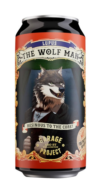 Garage Project Wolfman Imperial APA 440ml can