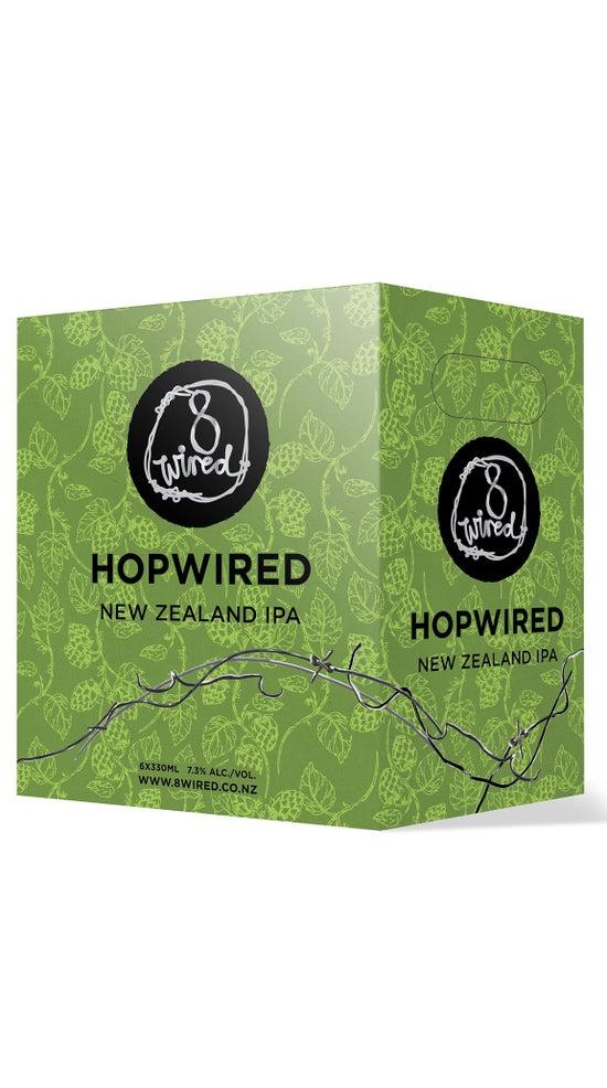 8 Wired Hopwired IPA 6pk