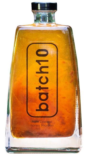 Batch 10 Honey Bourbon