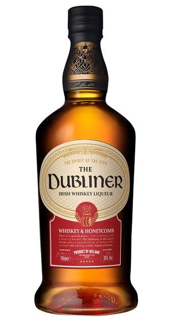 The Dubliner Irish Whiskey and Honeycomb Liqueur