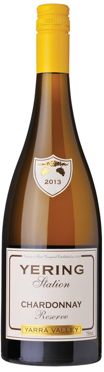 2012 Yering Station Reserve Chardonnay