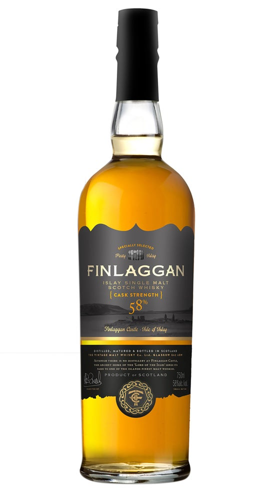 Finlaggan Cask Strength 58% Whisky