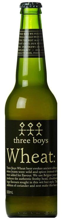 Three Boys Wheat