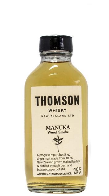 Thomson Manuka Smoke Whisky Miniature 100ml