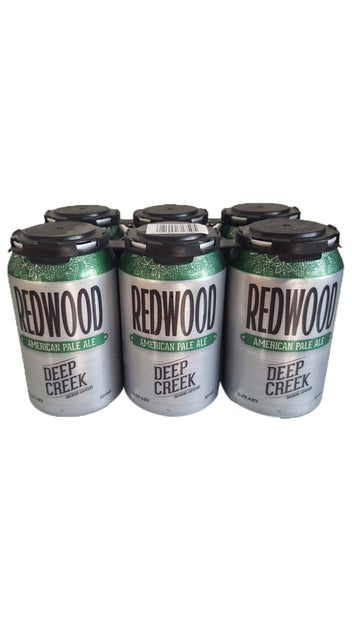 Deep Creek Redwood American Pale Ale 6pk