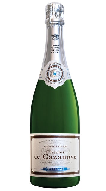 Charles de Cazanove Champagne Brut