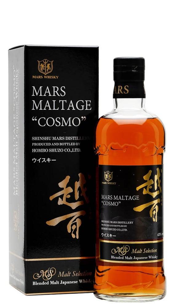 Mars Cosmo Maltage Blended Malt Whisky