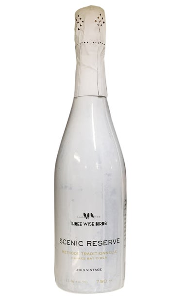 Three Wise Birds 'Scenic Reserve' Methode Traditionnelle Cider