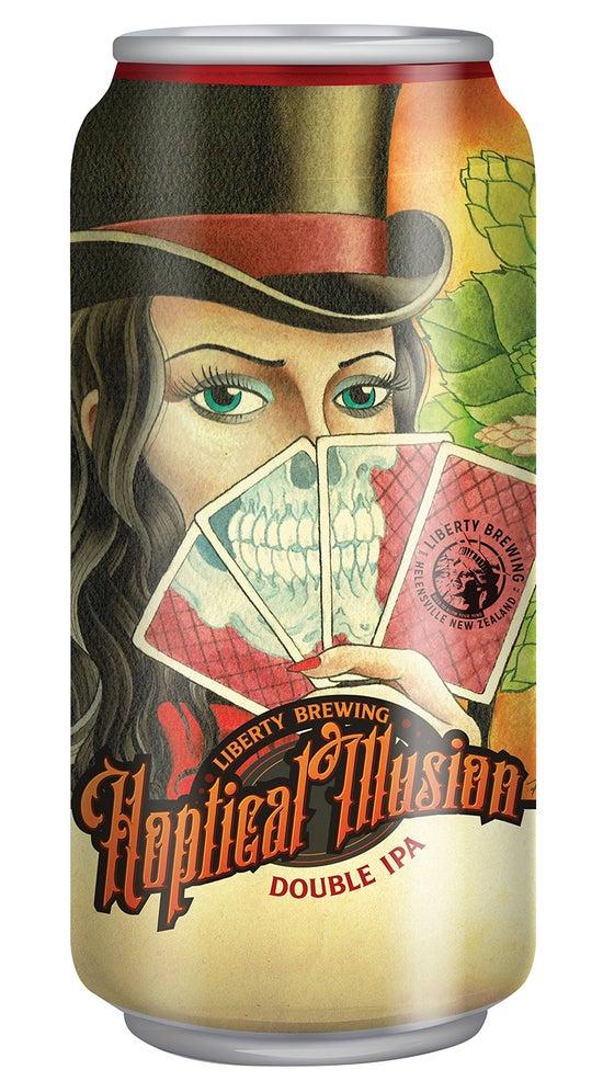 Liberty Hoptical Illusion XXPA 440ml can