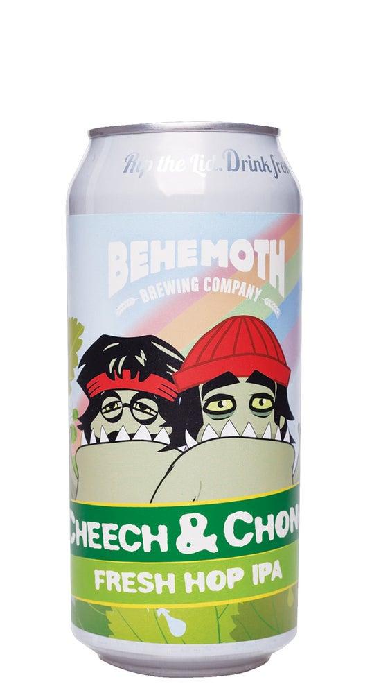 Behemoth Cheech & Chong Fresh Hop Hazy IPA