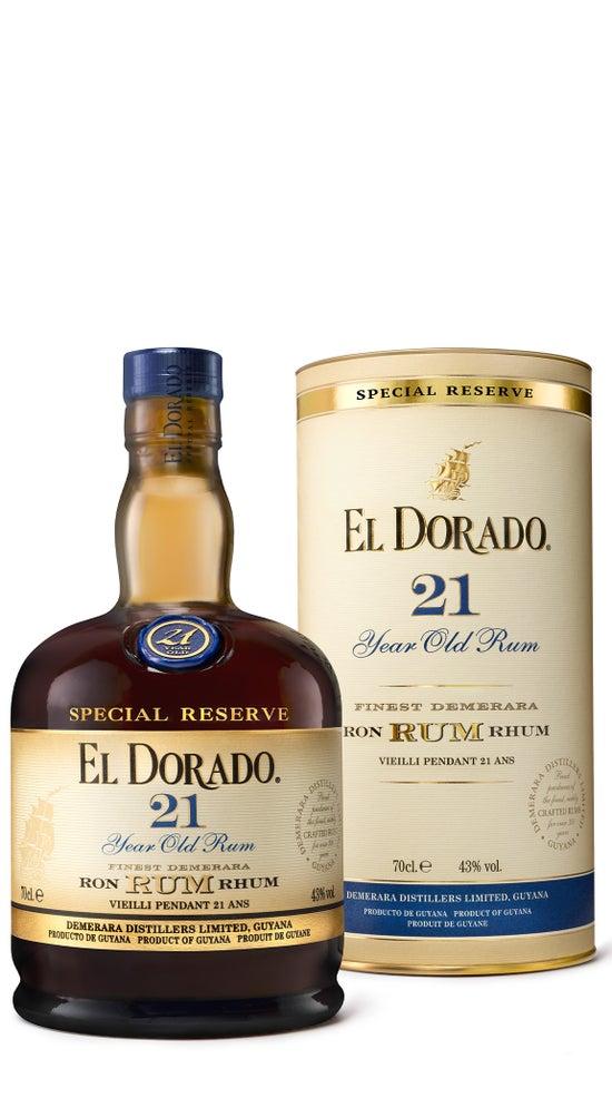 El Dorado 21 Year