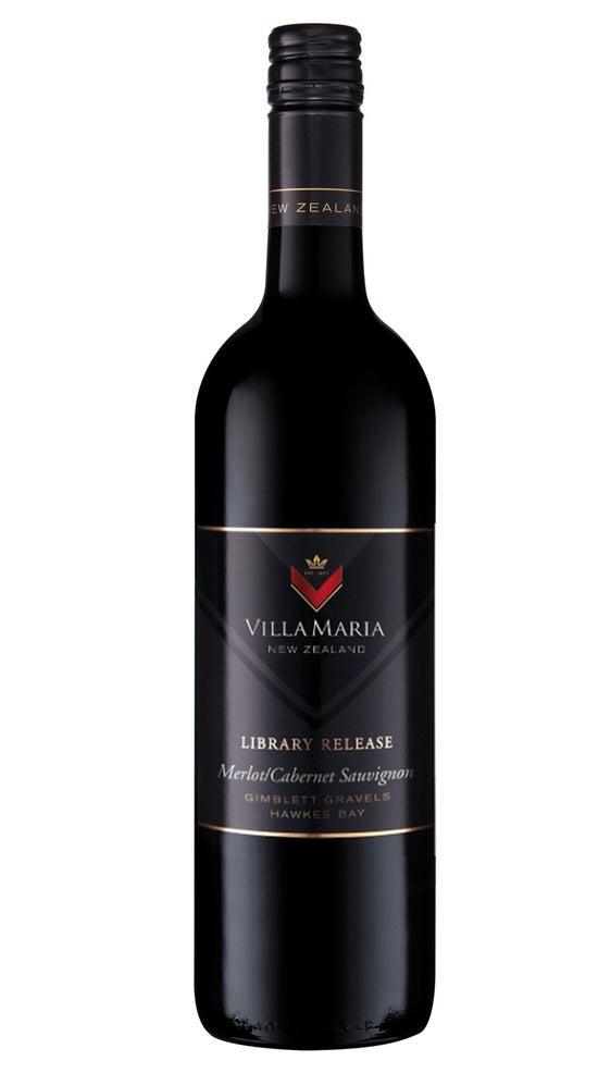 Villa Maria Library Release Merlot Cabernet Sauvignon