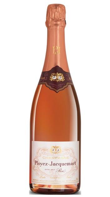 Ployez-Jacquemart Extra Brut Rose NV