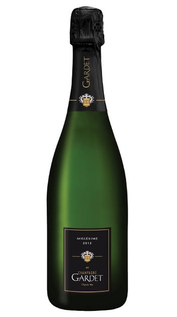 2012 Champagne Gardet Millesime Extra Brut