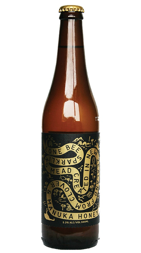 Lone Bee Sparkling Honey Mead