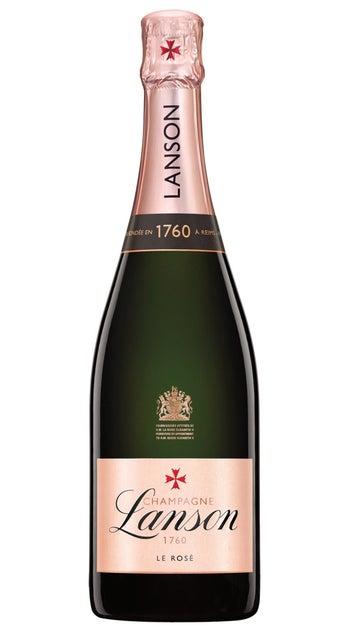 Champagne Lanson Brut Rose