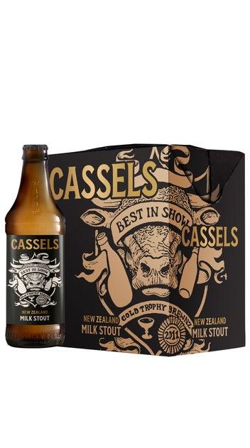 Cassels & Sons Milk Stout 6pk