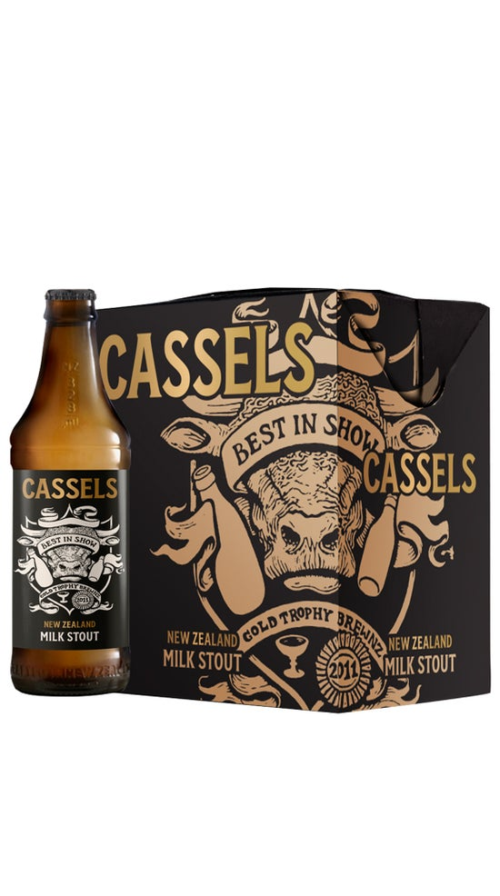 Cassels & Sons Milk Stout 6pk