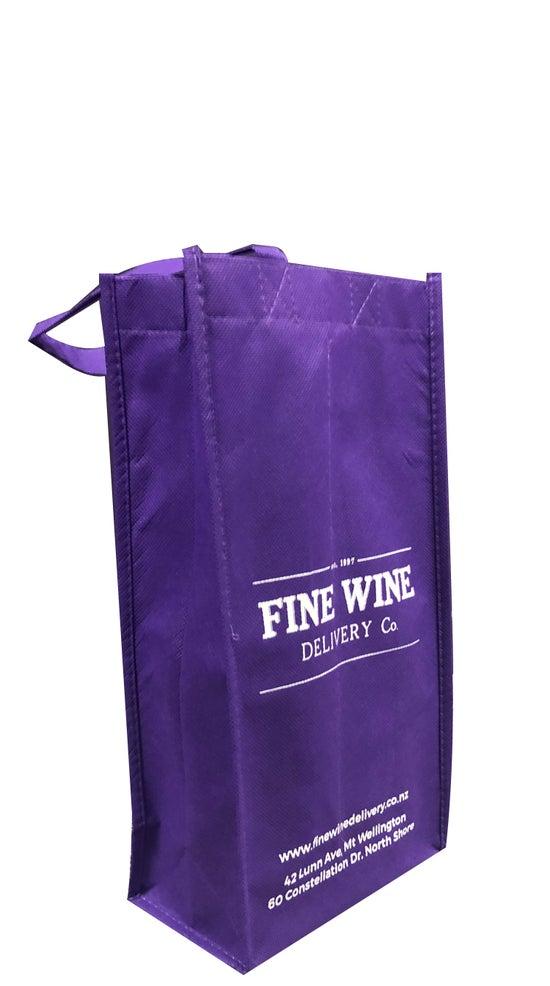 Wine Carry Bag - 2 Bottle