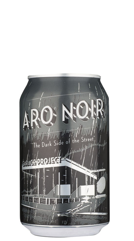 Garage Project Aro Noir Stout can 330ml
